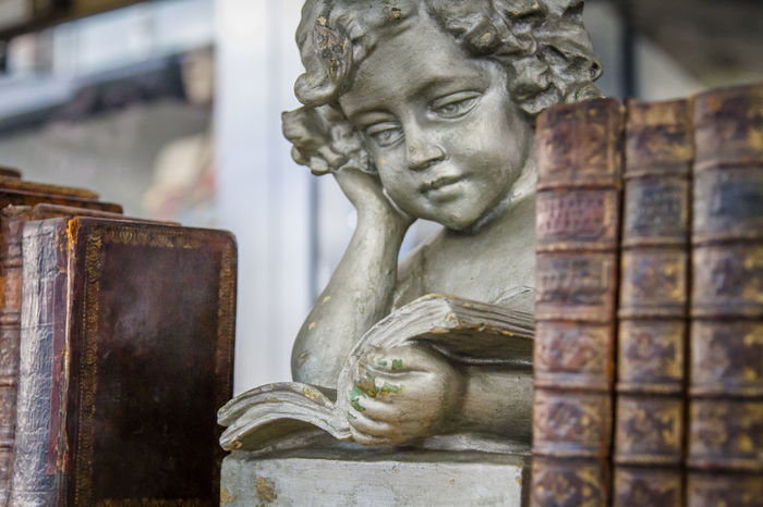 Angel reading books Books Knowledge Is Power Learning Printed Read Second Hand Angel Backgrounds Bookmarket Education Educational For Sale Hardcover Book Knowledge Literature Liturature Market Stall Novel Old Paperback Publication Second Hand Books Statue Used Vintage