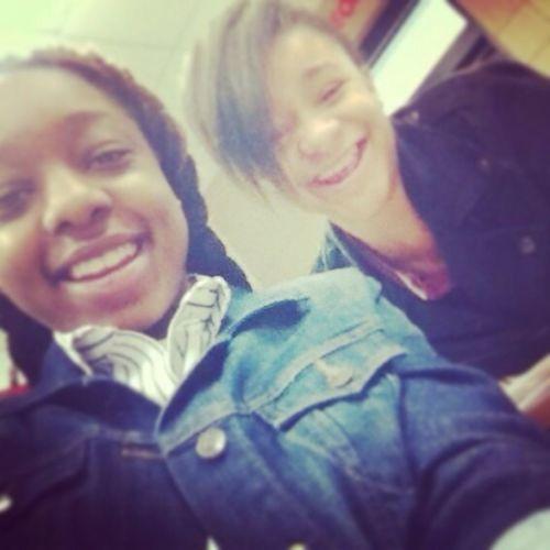 Me & my cousin !