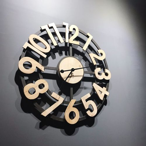 Clock Time Geometric Shape Number No People Instrument Of Time Circle