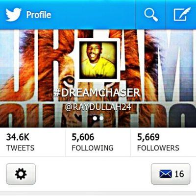 Y'all follow me on Twitter @RAYDULLAH24 TeamFollowBack Mustfollow Tagsforlikes likeways
