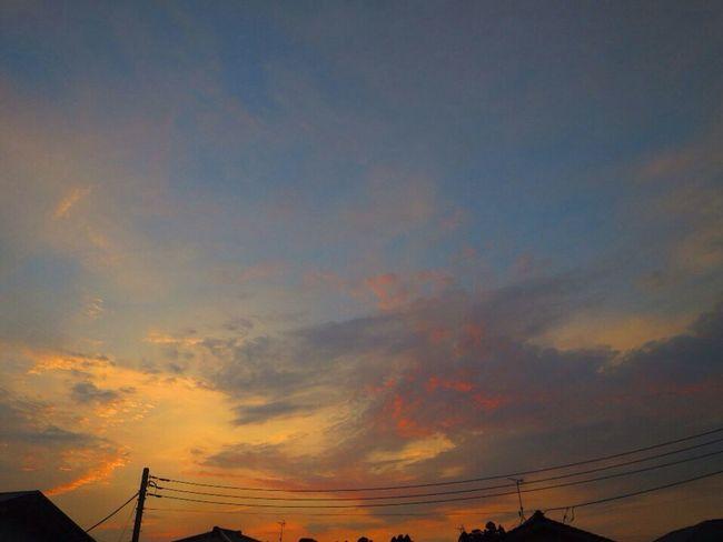 おはようございます。 朝 おはよう Morning 朝焼け Morning Glow Canon S120