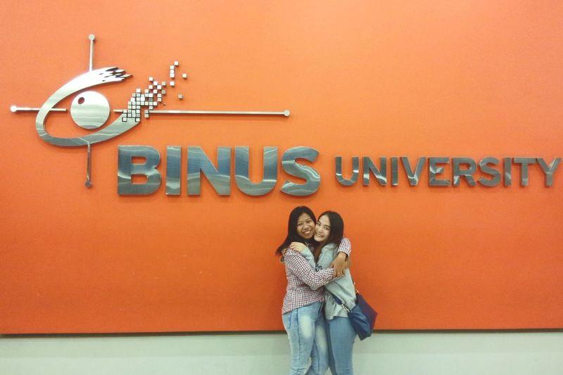 Binusian Kawanua BINUS College Learning Studying