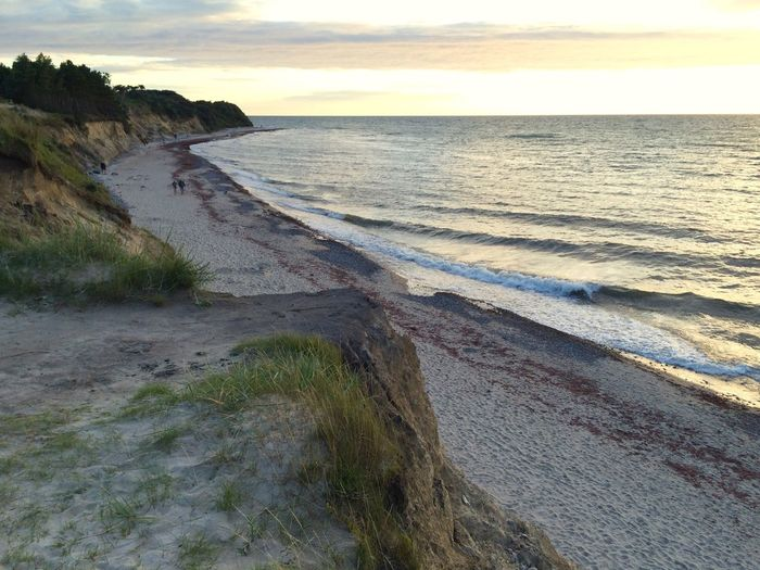 Urlaub Germany Sea Baltic Sea Water Nature Beach Scenics Tranquil Scene Horizon Over Water Beauty In Nature Sky Sunset Sand Outdoors No People Blue Dunes Rügen Polution Keep Dreaming Tranquility Color Abendstimmung Abendstimmung Am Meer Mix Yourself A Good Time The Week On EyeEm Perspectives On Nature