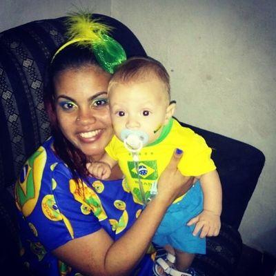 Vai lá Brasil, Nós esse ano queremos o HEXA!!!