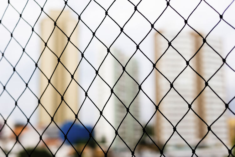 Window protection net