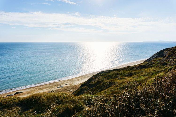 Isleofwight Theisleofwight Brook Bay Eye4photography  EyeEm Nature Lover EyeEm Landscape England🇬🇧 Enjoying Life Isle Of Wight  Www.massimilianoranauro.com