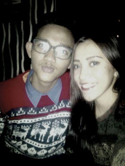 with @viviwulandarii