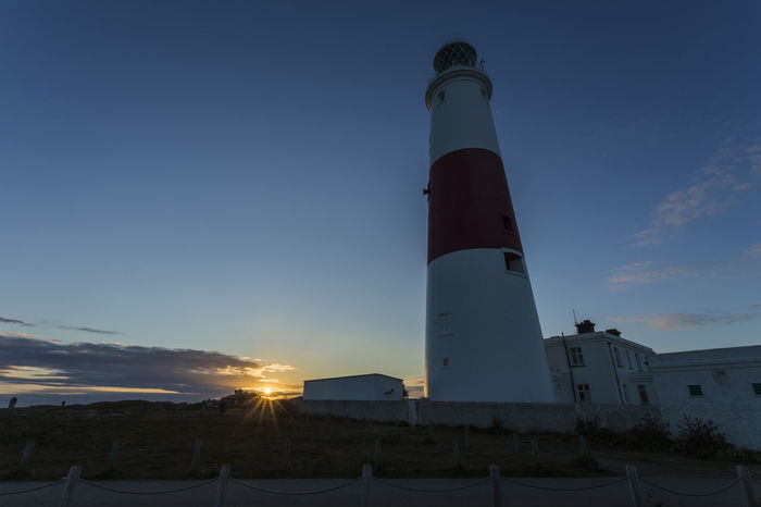 Portland Bill Lighthouse, Isle of Portland, Dorset, England, United Kingdom