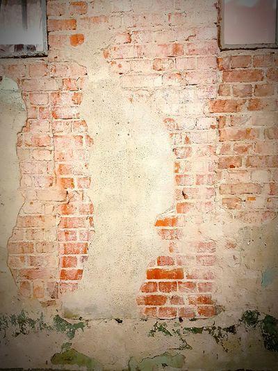 Wall Brick Wall Industrial Building