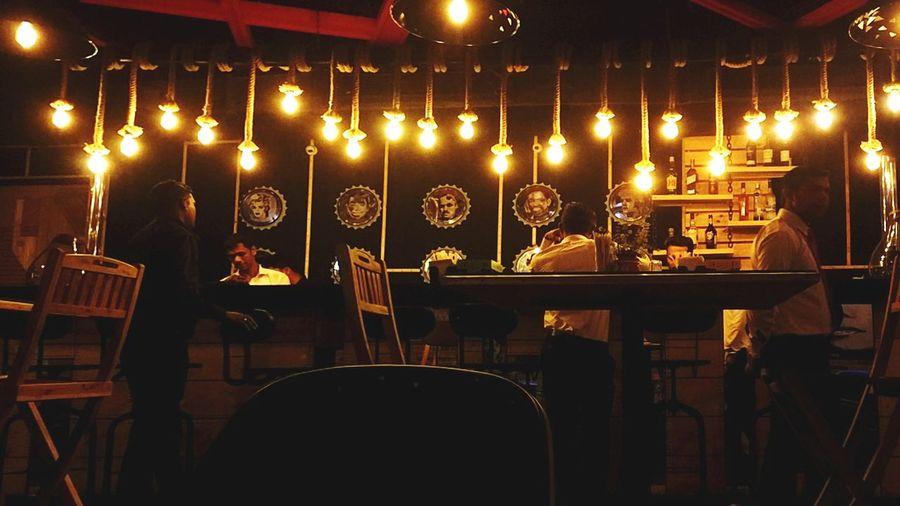 Illuminated Bar Vintage Fashion Indoors  Photography Adrak Lassan Nightclub No People First Eyeem Photo