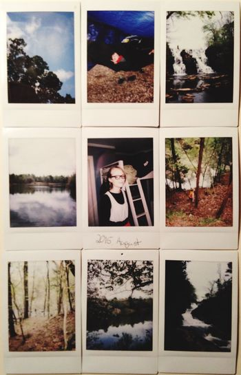Found some old Polaroids today