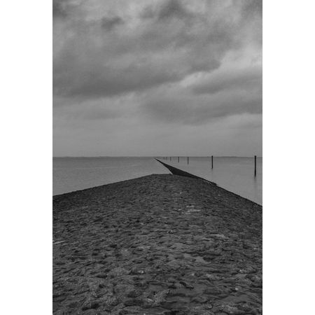 Ostfriesland No. 1 The Week On EyeEm Neuharlingersiel Ostfriesland Blackandwhite Watt Monochrome Wattenmeer Photooftheday Picoftheday Outdoors Shades Of Winter