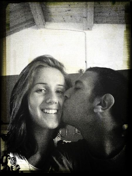 Un bacio che non smetterei mai di darti <3