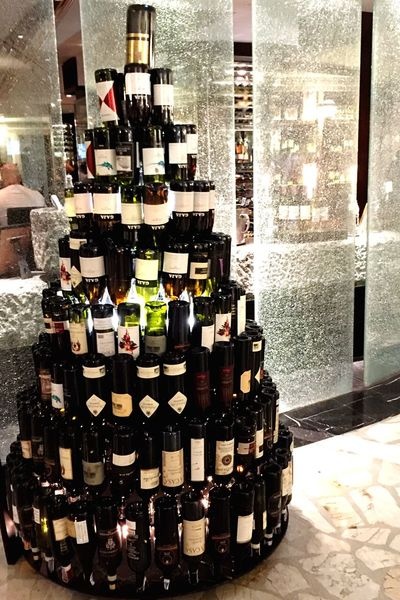Wine Moments Wine Bottle Stack Wine Large Group Of Objects Choice Variation Arrangement Shelf No People Alcohol Liquor Store Day Indoors  Happy Time Decoration And Tasty Wine Bottles Winelover Enjoying Life ♥ ✨☀️🍇💧🍾🍷🌟