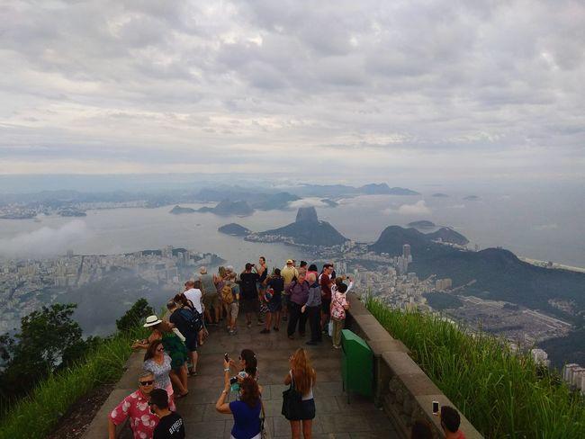 Rio de Janeiro, Christo Redentor, Lovely View, Amazing, Brasil