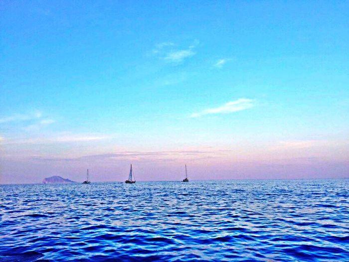 Sail Away, Sail Away ⛵️