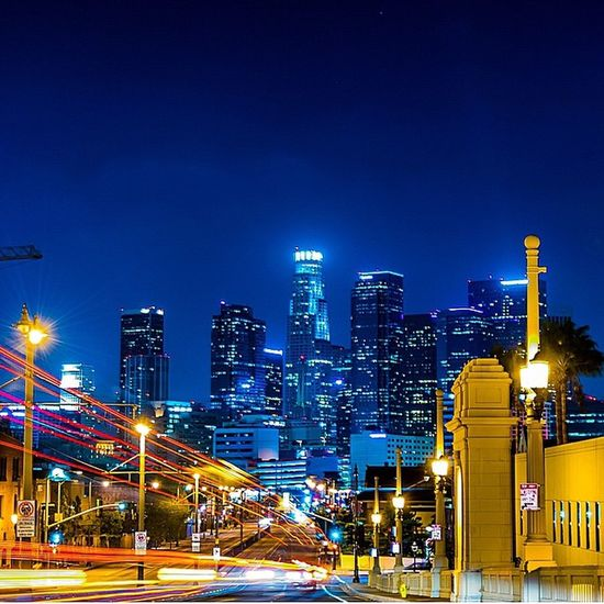 Re-edit and reupload of one of my favorite DTLA shots on the first night I hit the streets. Learned a ton since four months ago! Im still noticing how my style and skills evolve as I find and follow new people to get inspired by. Cities At Night Los Angeles, California TurnUpTheBrightness Los Angeles Life DiscoverLA