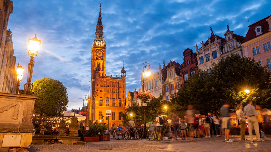 Gdansk, Poland.