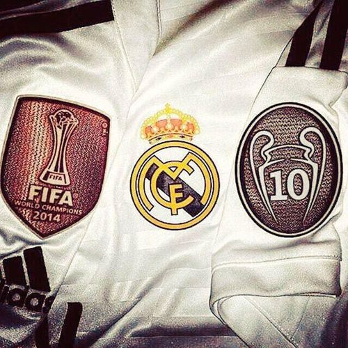 Real Madrid ❤️ Realmadrid