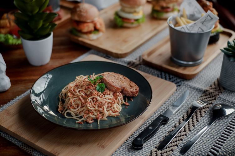 spagetti Quality Comfort Food Plate Homemade Table Close-up Food And Drink Prepared Food Italian Food Spaghetti Italian Culture Served Prepared The Foodie - 2019 EyeEm Awards