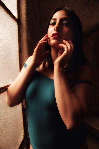 Tania Canonphotography Momento De Ocio Ganjareta Retrato Close-up T2irebel