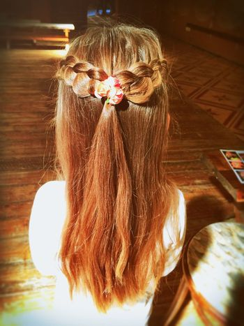 Hair Longhair Children Child Photography Child Hair Hairstyle Hair Style Hairstyles Hairbraid Hairbraided Hairbraiding Long Hair Brown Hair Brown Colour Girl Girls
