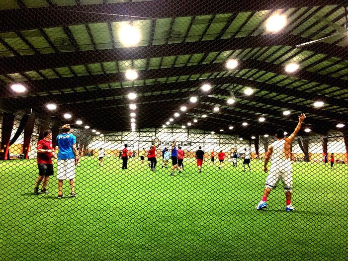 The sport is more than just a game, it is a living! Indoorsports PracticeMakesPerfect The Game Last Night Freedom First Eyeem Photo