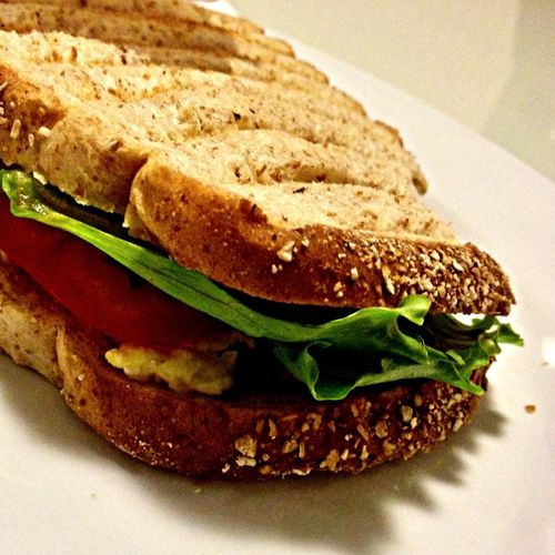 Dinner Time Healthy Food Funcionalbread Delicious