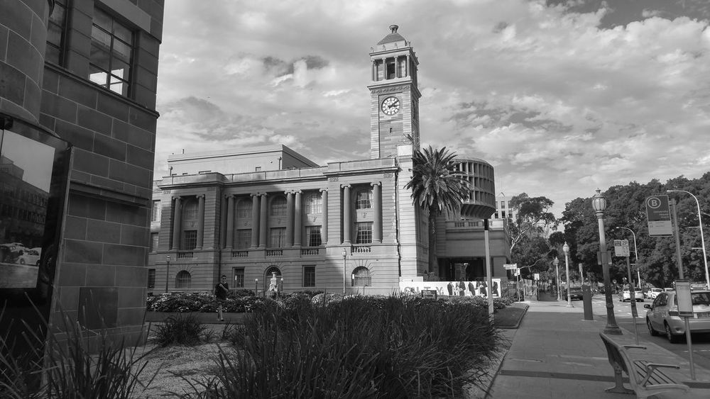 university Newcastle University Student Black And White Clock Studying Built Structure Business Finance And Industry EyeEm Selects Architecture Building Exterior Built Structure Sky Cloud - Sky Nature Building