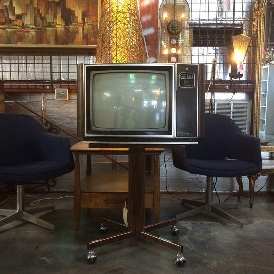 Television Old Vegas Vintage Vintage Shopping 1970s 1960s