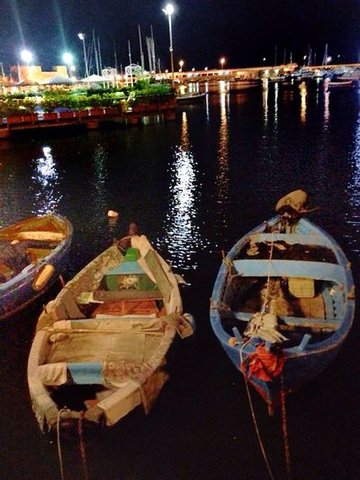 Saturdaynight Little Boat My Beautiful City Made In Puglia  ✨