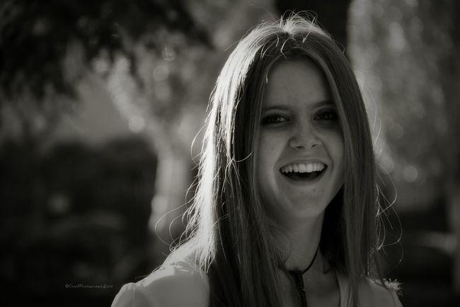 My daughter ??. Enjoying Life Monochrome Black And White Portrait EyeEm Best Shots - People + Portrait