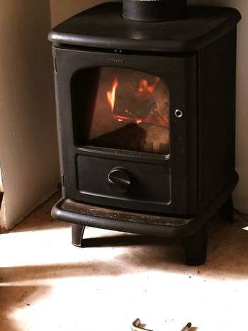 Flame Burning Heat - Temperature Metal Old-fashioned Indoors  Fireplace Stove No People Retro Styled Oven Day Close-up Wood Burning Stove Marble Shadows And Light Shadows Marble Harth Fire Wood Fire Flickering Flame