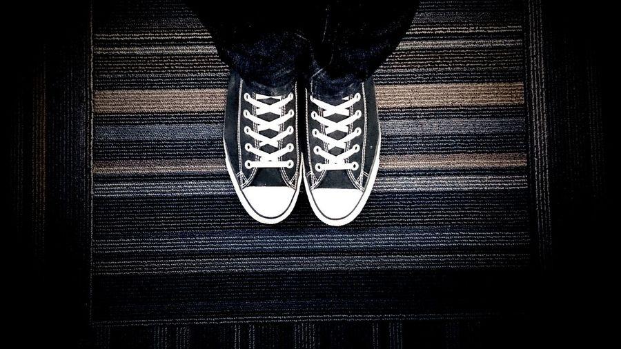 Converse Shoes Carpet First Eyeem Photo