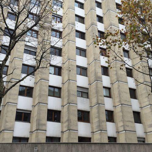 géométrie de façade Façade Paris Street Architecture Geometric Rue