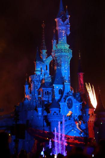 Disneyland with
