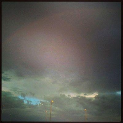 Y el arcoiris *-*