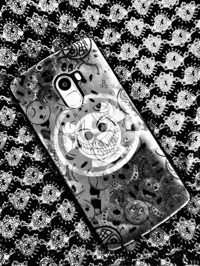 Pattern No People Textured  Day Lenovo K4 Note Black & White Random Thoughts 😚 PhonePhotography