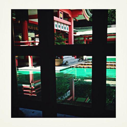赤間神宮 耳なし芳一 Photo Shrine