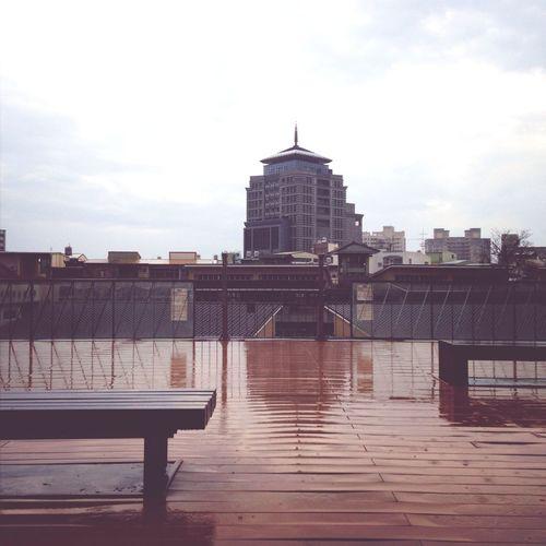 欸頭濕??☔️ 大東藝術文化中心 下雨天 First Eyeem Photo
