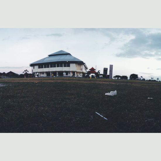Sports Field Lapangan Klungkung Olahraga Landscape