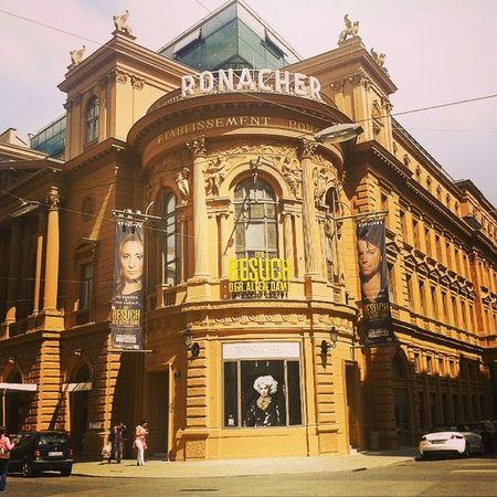 Ronacher . Teatro Centro Storico palazzo vienna_city architecture