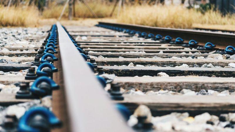 an abandoned railroad in yeonnam Hongdae Abandoned Places Railroad Train Rails YeonNamDong