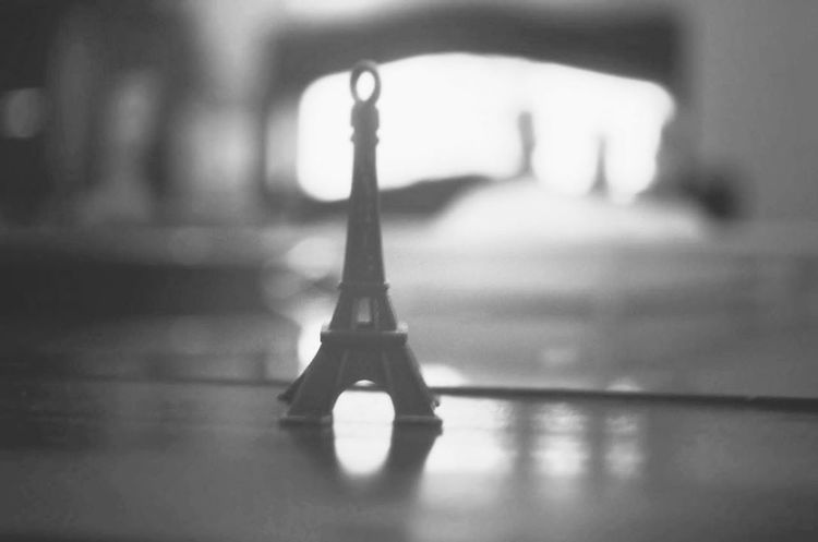 Multiple Layers paris at night Love ♥ Mydreamplace Blackandwhite Photography
