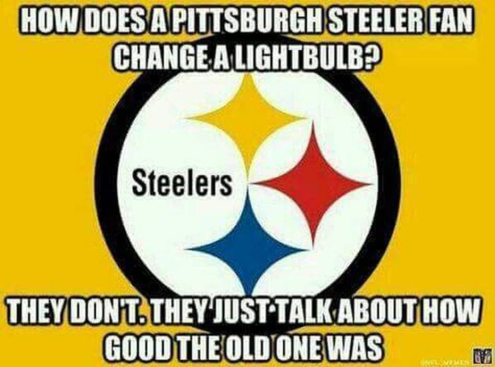 LMAO Steelers Football