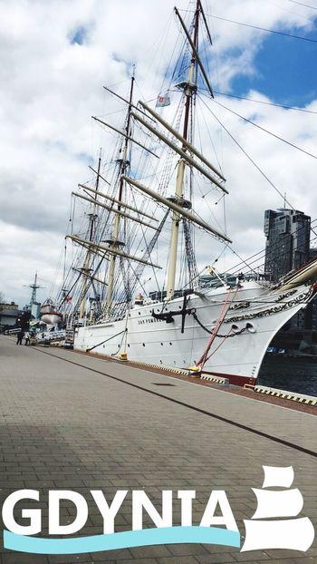 Work Sea Baltic Ship
