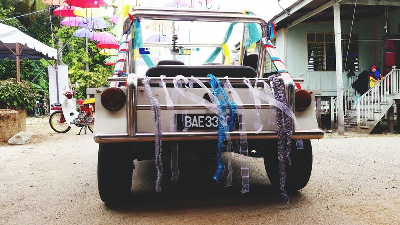 Weddings Around The World Tumblr Car Vehicle Colourful Wedding Wedding Photography Village