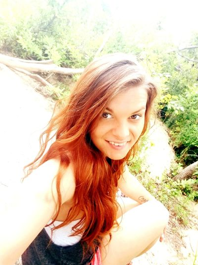 Long Hair Portrait Smiling Young Adult Leisure Activity Outdoors Happiness Nature Tree Enjoying Life Taking Photos Wonderlust Journey Wonderland Naturelovers Myworld Incolor Redhair Lost In Thought... Rebel LivingDeadGirl
