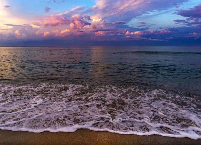 Cloud nine Sea