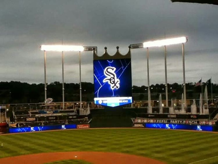 Chicago White Sox Kansas City Royals Baseball Mlb